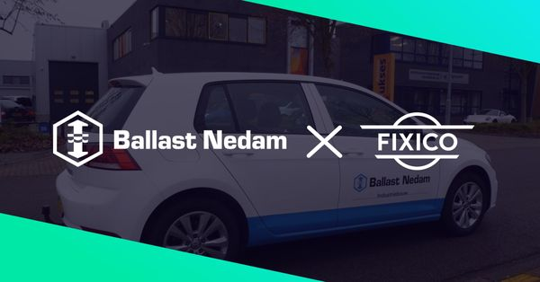 How Ballast Nedam lowered its car damage repair cost by 27%