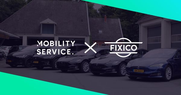 How Fixico digitalised the end-to-end repair handling process for Mobility Service Nederland