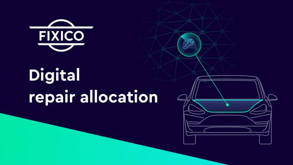 How Fixico identifies the optimal repair solution for each car damage